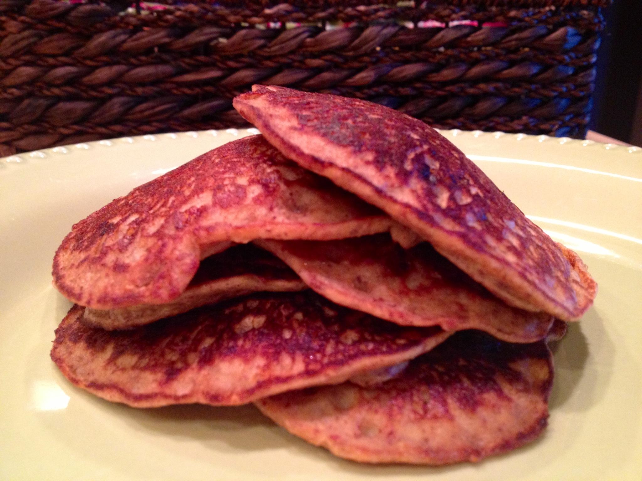 red pancake dis...