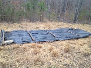 tarp for garden